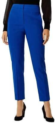 Karen Millen Ankle Straight-Leg Pants - 100% Exclusive
