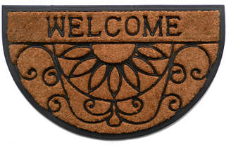 Wildon Home Welcome Scroll Doormat