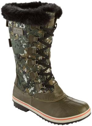 L.L. Bean L.L.Bean Women's Rangeley Pac Boot, Tall