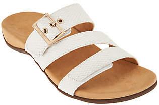 Vionic Adjustable Slide Sandals -Skylar
