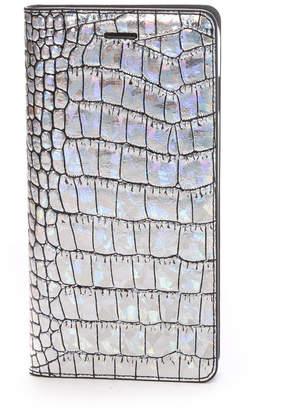 Croco ゲイズ GAZE iPhone6 Plus Hologram Diary