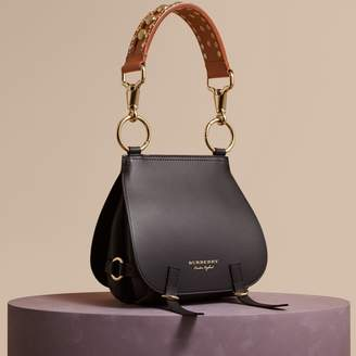 Burberry The Bridle Bag in Leather $1,795 thestylecure.com