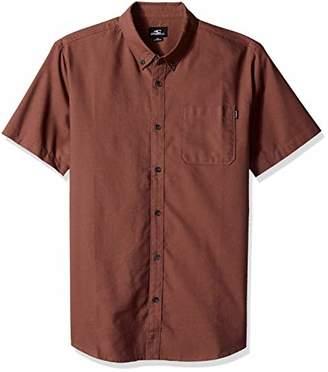 O'Neill Men's Modern Fit Oxford Shirt