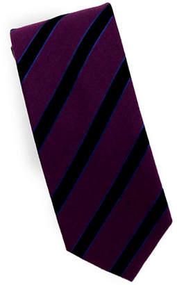 Linea IN Striped Blazer Silk and Wool Tie