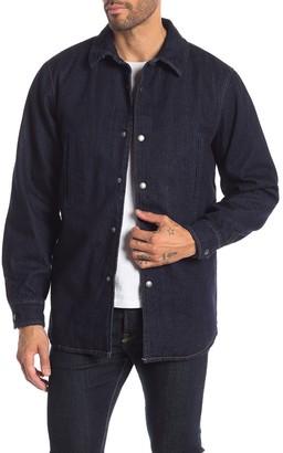 Slate & Stone Denim Shirt Jacket