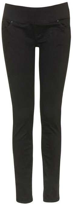 TopshopTopshop Maternity black jamie jeans
