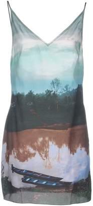 OSKLEN Short dresses
