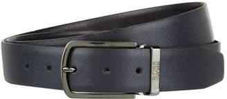BOSS Reversible Leather Belt