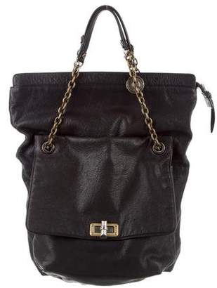 Lanvin Textured Leather Bag
