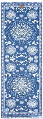 Manduka Yogitoes Printed Yoga Mat Towel