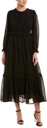 Isabel Marant Solid Midi Dress