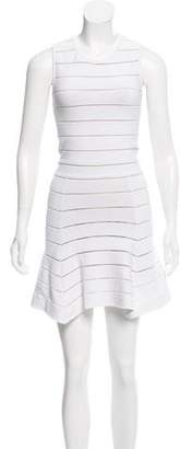 Torn By Ronny Kobo Sleeveless Mini Dress