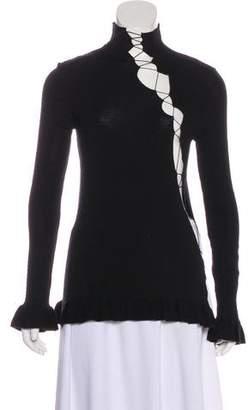 Jean Paul Gaultier Maille Femme Virgin Wool Sweater