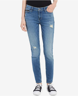 Calvin Klein Jeans Destructed Jeggings