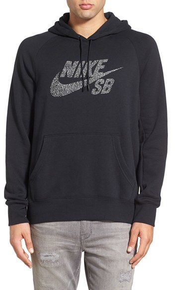 Nike SB 'Icon Dots' Graphic Hoodie