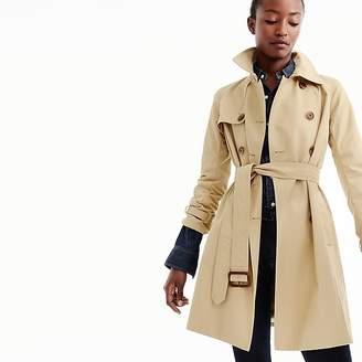 J.Crew Petite icon trench coat