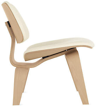 Design Within Reach Herman Miller Eames Upholstered Molded Plywood Lounge Chair (LCW), Offwhite at DWR