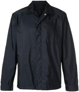 Prada lightweight coach jacket