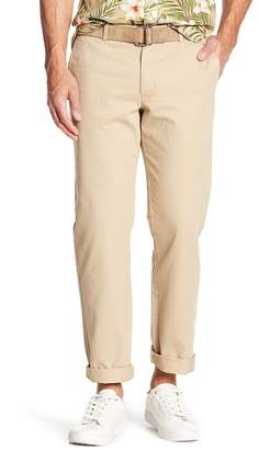 "Black Brown 1826 Jack Tailored Fit Chino Pants - 30-34"" Inseam"