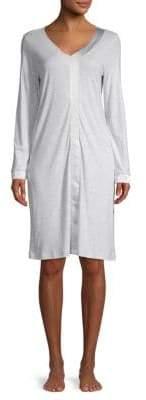 Hanro Classic Cotton Blend Nightgown