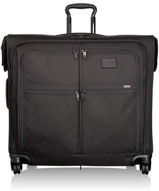 Tumi 4-Wheel Extended Trip Garment Bag Luggage, Black