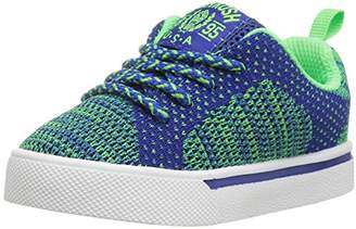 Osh Kosh Riley Girl's and Boy's Knitted Sneaker