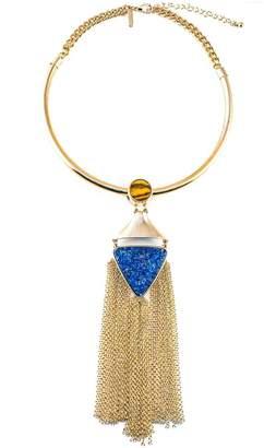Panacea Semiprecious Stone Necklace