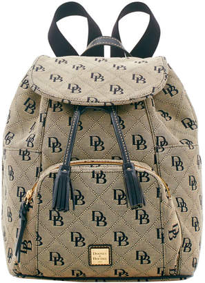 Dooney & Bourke Maxi Quilt Large Backpack
