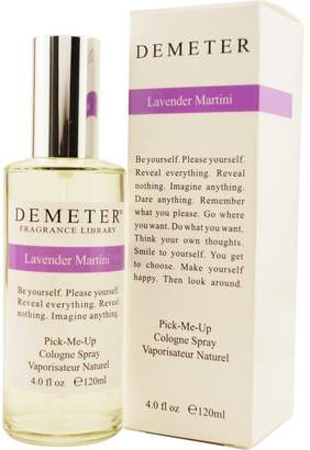 Demeter Lavender Martini by for Women Pick-Me Up Cologne Spray, 4.0-Ounce