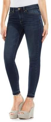 Vince Camuto Release Hem Skinny Jeans
