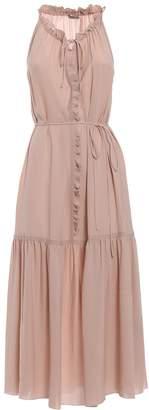 Bottega Veneta Georgette Dress
