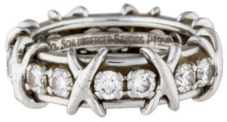 Tiffany & Co. Sixteen Stone Ring $4,950 thestylecure.com