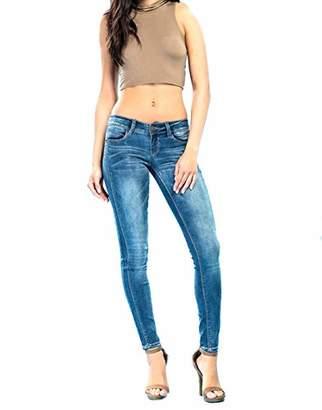 YMI Jeanswear Women's Slimher Skinny