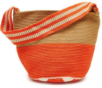 Soraya Hennessy Cabo Sunset Mochila Cotton Shoulder Bag