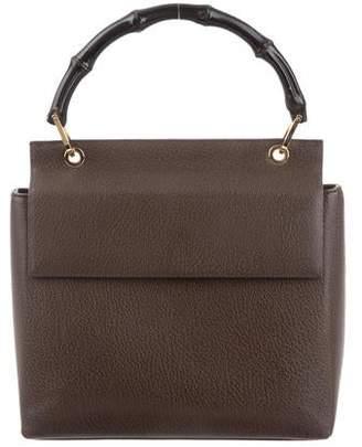 2ff7bb6de Gucci Bamboo Handle Handbags - ShopStyle