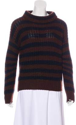 Loro Piana Cashmere Striped Sweater