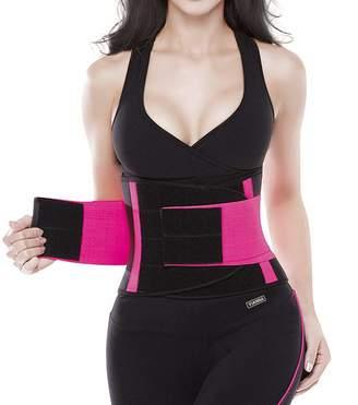 3a11c739471 YIANNA Women s Waist Trainer Belt-Waist Cincher Trimmer-Slimming Body Shaper  Belt-Sport