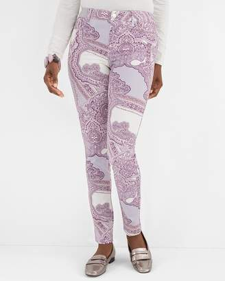 Chico's Chicos Tapestry-Print Jeggings