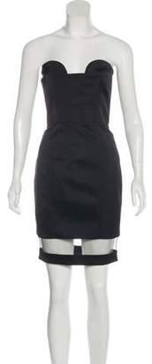 Alexis Strapless Sheath Dress