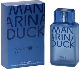 Mandarina Duck Men's Blue Eau De Toilette 50ml