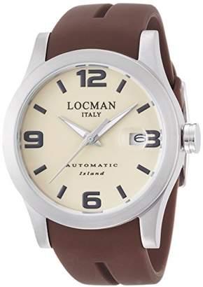 Locman (ロックマン) - [ロックマン]LOCMAN 腕時計 ISLAND ユニセックス 0615V07-00SAKSIN 【正規輸入品】
