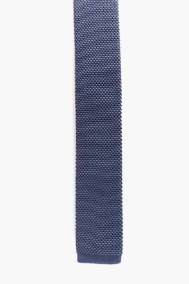 boohoo Skinny Knitted Tie