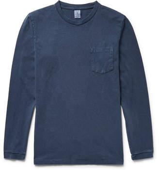 Velva Sheen Cotton-Jersey T-Shirt