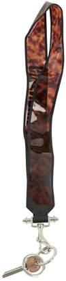 Givenchy Brown Plastic Bag charms