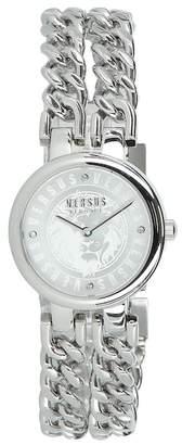Versace Versus Women's VERSUS by Berlin Swarovski Crystal Accent Analog Quartz Bracelet Watch, 30mm