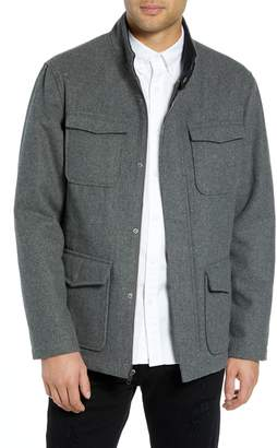 The Rail Zip Front Jacket