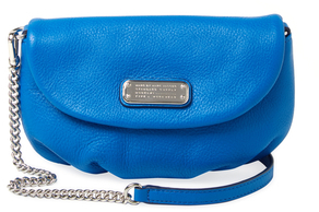 Marc By Marc Jacobs New Q Karlie Mini Leather Crossbody
