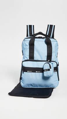 Le Sport Sac Madison Diaper Backpack
