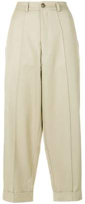 Societe Anonyme Rose chino trousers