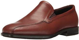 Ecco Men's Edinburgh Bike Toe Slip On Loafer